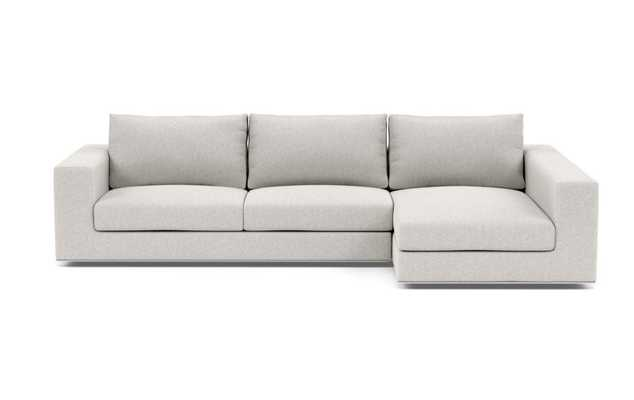 Walters Sectional with Right Chaise - Interior Define