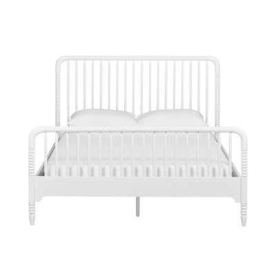 Rowan Valley Linden Panel Bed - Wayfair