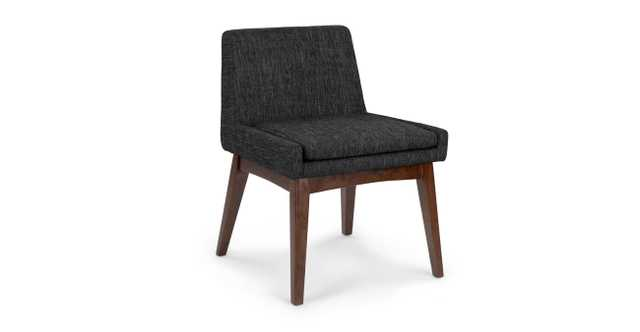 Chanel Licorice Dining Chair (Sold as Pair) - Article
