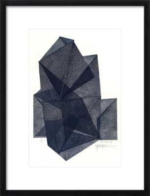 "Lava Stone no.5  BY PAULINA VÅRREGN - Framed Print 15""x19"" - Artfully Walls"