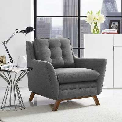 Binder Armchair - Azure - Wayfair
