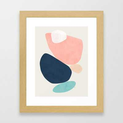 Karu Framed Art Print - Society6