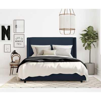 Harger Upholstered Standard Bed - Wayfair