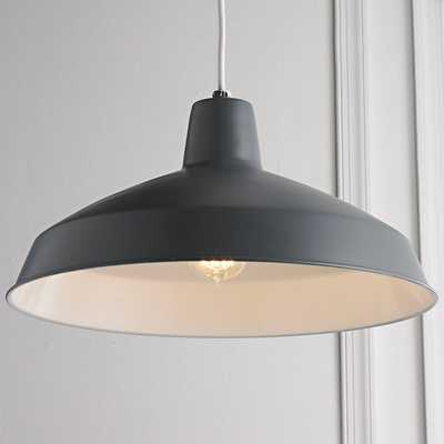 COLORFUL WAREHOUSE LOFT SHADE PENDANT - Shades of Light