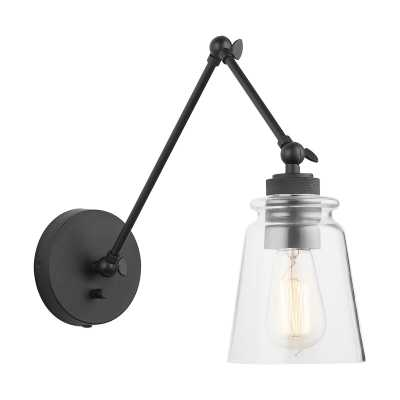 Brycen 1-Light Swing Arm Lamp - Wayfair
