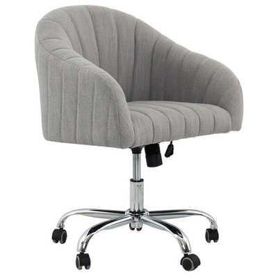 Balcom Office Chair- gray - Wayfair