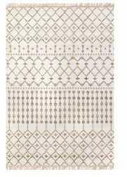 Calin Brown/White Indoor/Outdoor Area Rug - Wayfair