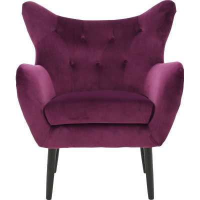 Bouck Wingback Chair - Wayfair