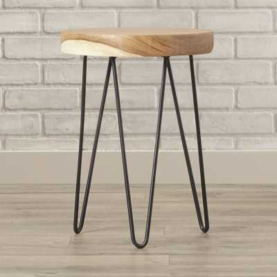 Abernethy Solid Wood End Table - Wayfair