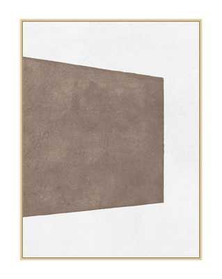 ENTERING SHAPE 1 Framed Art - McGee & Co.