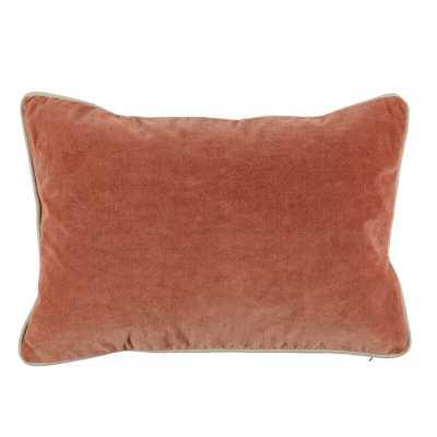 Vedika Rectangular Cotton Pillow Cover and Insert - Wayfair