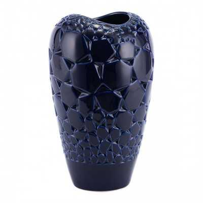 Mosa Small Vase Blue - Zuri Studios
