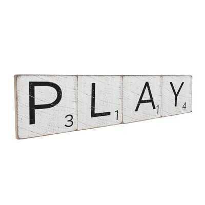Play Wall Décor - Wayfair