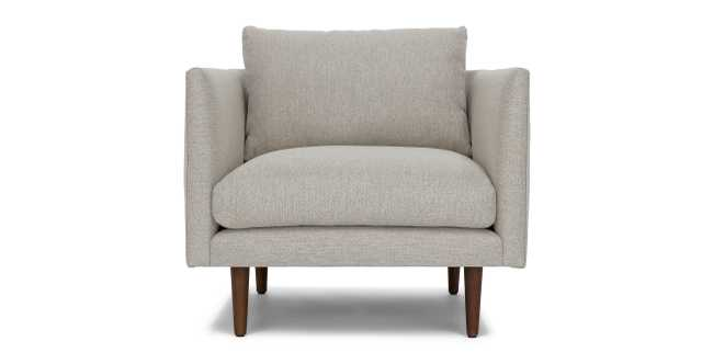 Burrard Seasalt gray chair - Article