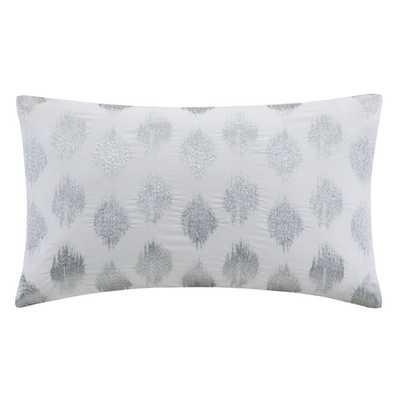 Behan Dot 100% Cotton Lumbar Pillow - Wayfair