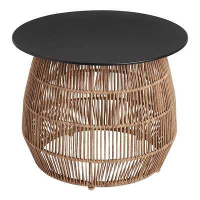 All Weather Wicker And Metal Stavros Outdoor Coffee Table - World Market/Cost Plus