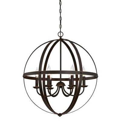 Joon 6-Light Globe Chandelier - Birch Lane