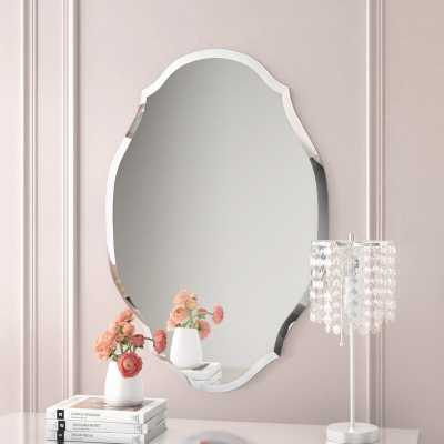 Egor Traditional Beveled Accent Mirror - Wayfair