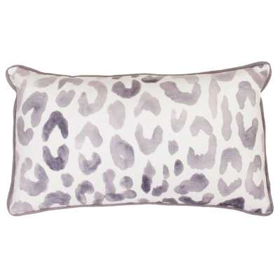 Spurgeon Cheetah Throw Pillow - Wayfair