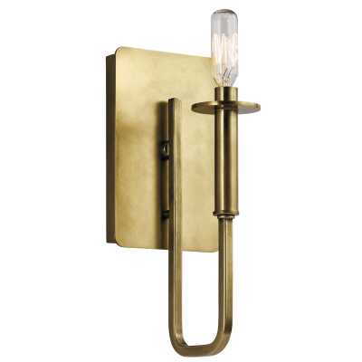 Emmett 1-Light Wall Sconce - Wayfair