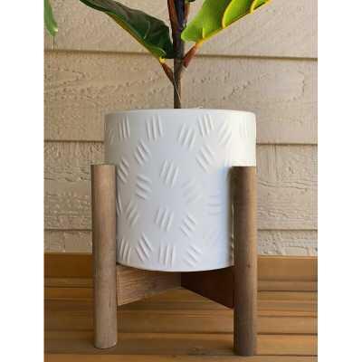 Kelleia Pot Planter - Wayfair