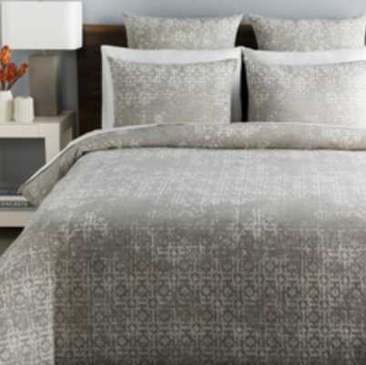 Abstraction ASR-1001 Queen Duvet Set - Neva Home