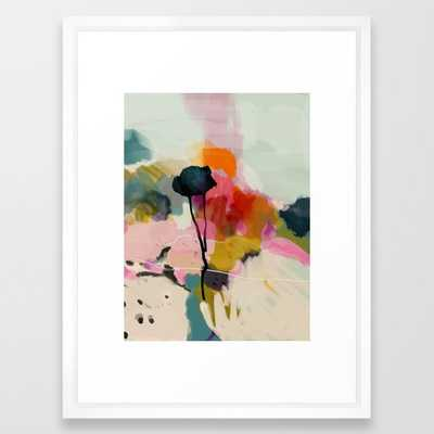 "paysage abstract Art Print - 26""x38"" - Society6"