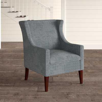 Matherville Wingback Chair - Wayfair