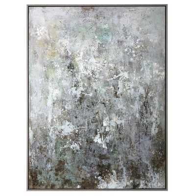 SEA MIST HAND PAINTED CANVAS - Hudsonhill Foundry