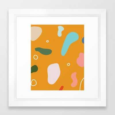IIIII 33 Framed Art Print by lllll designs - Society6