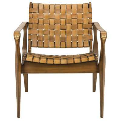 Safavieh Couture Dilan Solid Wood Dining Chair - Perigold