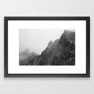 Vysoke Tatry #1 Framed Art Print - Society6