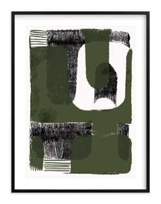 """part of the fun 1 - 30 x 40"""" urban green - Minted"""