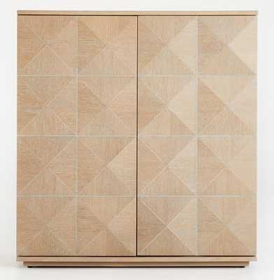 Outline Entryway Cabinet - Crate and Barrel