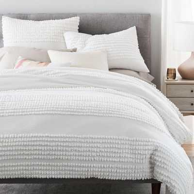 Candlewick Duvet Cover + Pillowcases - West Elm