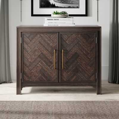 Fincher 2 Door Accent Cabinet - Wayfair
