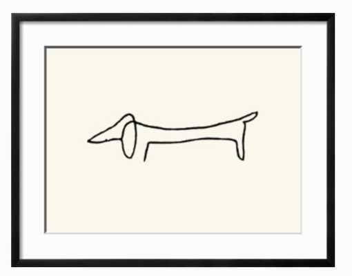 THE DOG - art.com