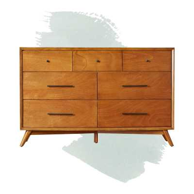 Parocela 7 Drawer Dresser - Wayfair