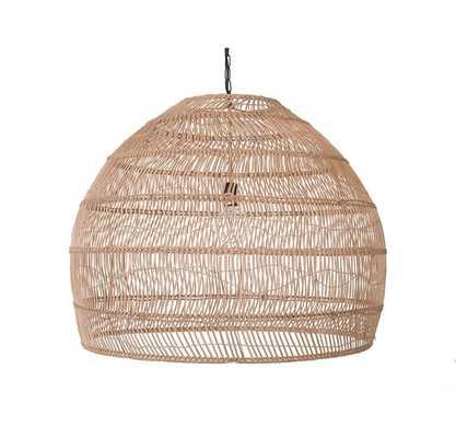 Hirano 1-Light Dome Pendant - Wayfair
