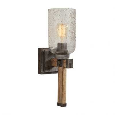 CRAFTSMAN STYLED SCONCE - Shades of Light
