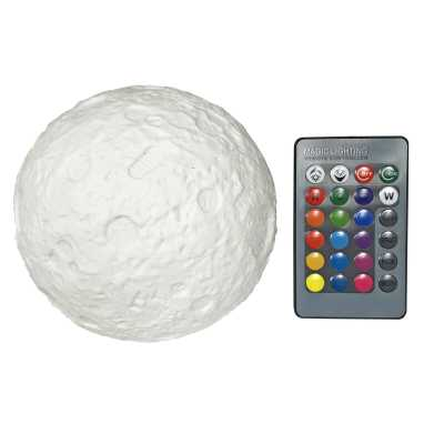Pascarella 1-Light Battery Operated Moon Light - Wayfair