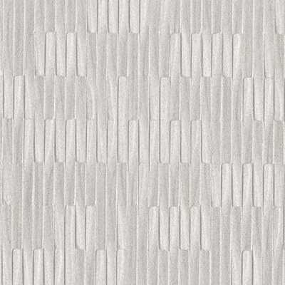 Mirror Mirror Wallpaper in Silver by Ronald Redding for York Wallcoverings - Burke Decor