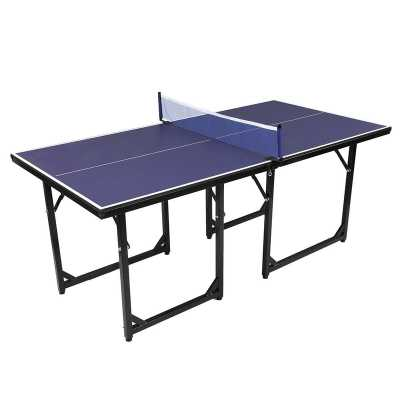 Sports Foldable Indoor/Outdoor Conference Table Tennis Table - Wayfair