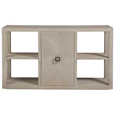 COHESION PROGRAM 54 IN SOLID WOOD CONSOLE TABLE - Perigold
