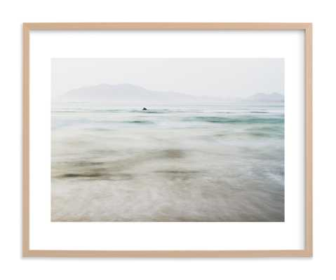 """the pacific - 30"""" X 24"""" - Minted"""