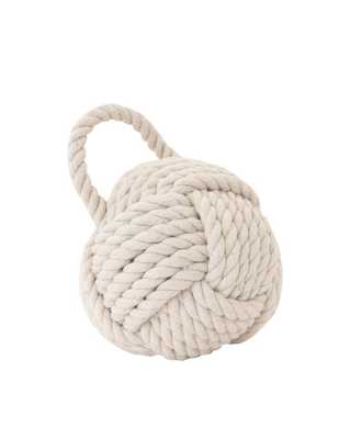 KNOT DOORSTOP - McGee & Co.