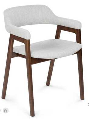 Savis chair, Mist Gray - Article