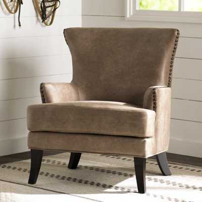 Teran Wingback Chair - Birch Lane