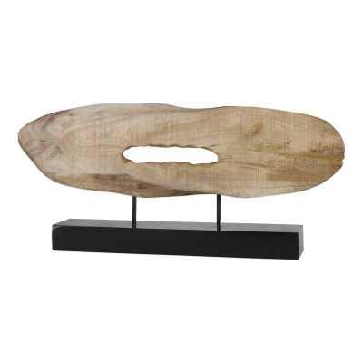 Beige/Black Sculpture - AllModern