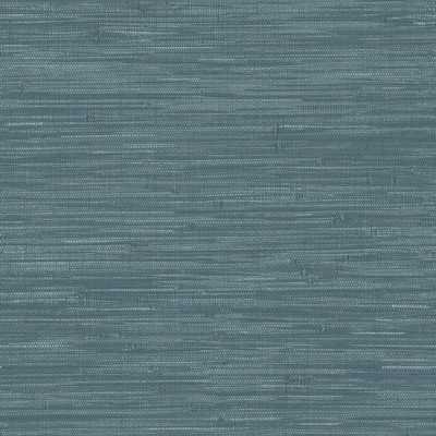 """Godmanchester Grassweave 18' L x 20.5"""" W PEEL AND STICK Wallpaper Roll - Wayfair"""
